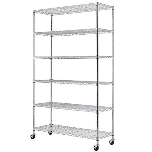 stainless storage shelves - 8
