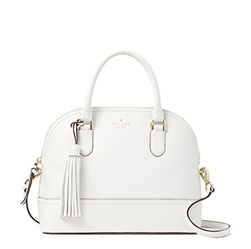Kate Spade New York Mccall Street Carli Leather Satchel by Kate Spade New York