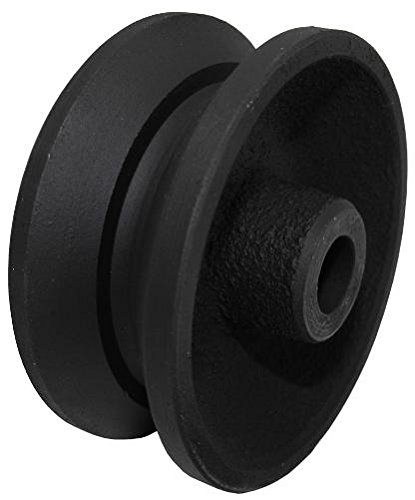 3-x-1-14-Cast-Iron-V-Groove-Wheel-300-lb-Capacity-12-Plain-Bore