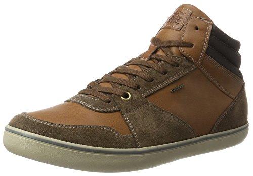 Chaussure cotto U Brun Haute D' Hommes Box Geox K YqTwSv