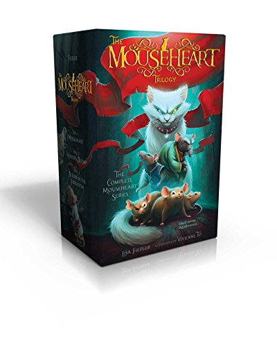 (The Mouseheart Trilogy: Mouseheart; Hopper's Destiny; Return of the Forgotten )
