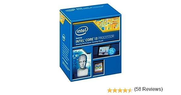 Intel Core i3-4330 - Procesador de 3.5 GHz: Amazon.es: Informática