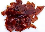880g - Waxed Shellac Flakes - Red - Natural Pure Polish Varnish - 880g / 32oz / 2lbs - Direct From India