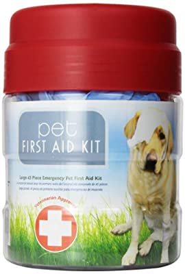 Lixit First Aid Kit for Dogs and Pets by Lixit Corporation