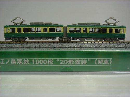 Enoshima Electric Railway Type 1000-20 (M) (Model Train)