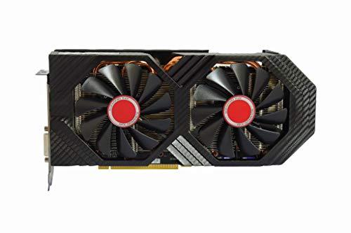 XFX Radeon Rx 590 Fatboy Core Edition 8GB OC+ 1565M GDDR5 Dynamic 22 Blade Fan 3xDP HDMI DVI - RX-590P8DLD6