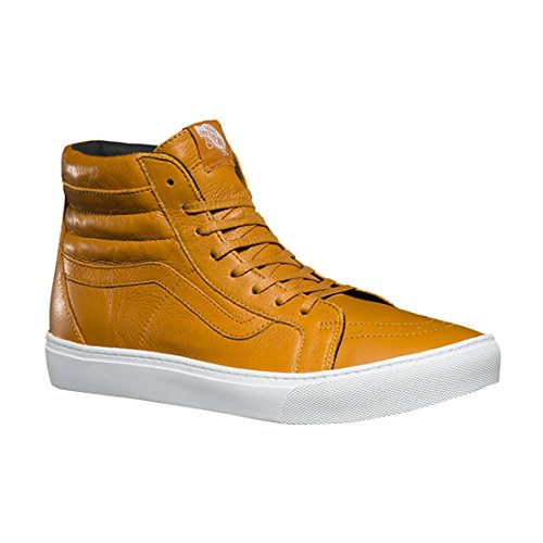 Cup Sneaker Uomo hi Collo Sk8 A Alto Giallo Vans Leather Ux1Ewa