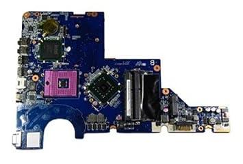 HP 605140-001 notebook spare part - Componente para ordenador portátil (Motherboard, HP, G42, Presario CQ64) Azul: Amazon.es: Informática