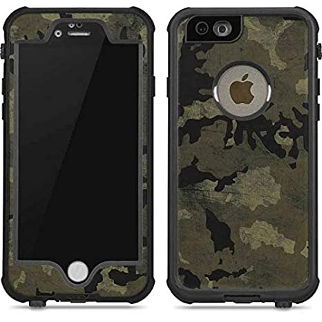 half off 28442 1d31a Amazon.com: Camouflage iPhone 6/6s Waterproof Case - SkinIt   Skinit ...
