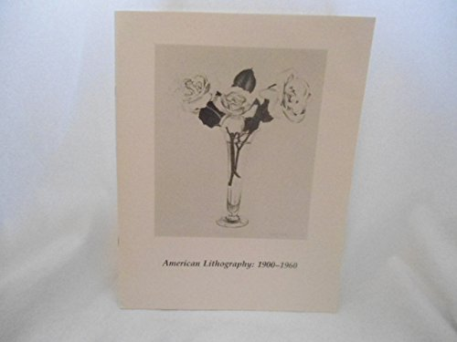 American Lithography: 1900-1960