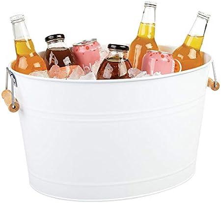 ENFRIAR CON ESTILO: Este enfriador de bebidas es ideal para enfriar cerveza, vino, cava o refrescos.