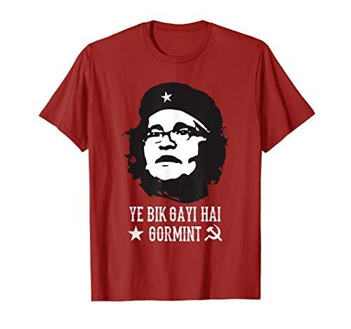Ye Bik Gayi Hai Gormint Indian Pakistani Political Tshirt