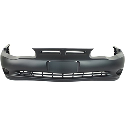 Front BUMPER COVER Primed for 2000-2005 Chevrolet Monte ()