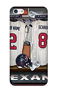 Forever Collectibles Houston Texans Uniform Hard Snap-on ipod touch4 Case With Design Made As Christmas's Gift