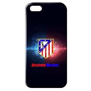 DIY Design FC Atletico De Madrid FC Team Phone Case Cover For Iphone 5/5s 3D Plastic Phone Case