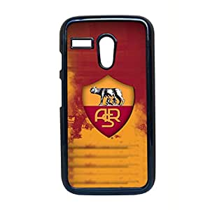 Abs Phone Case For Teen Girls For Moto G 1Th Printing With A S Roma Logo Choose Design 1
