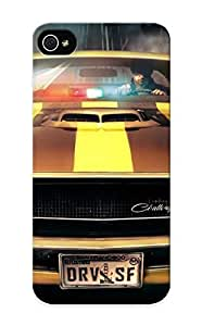 Eiting New Style Treponemaor Driver San Francisco Challenger Premium Tpu Yellow Cover Case For Iphone 5/5s