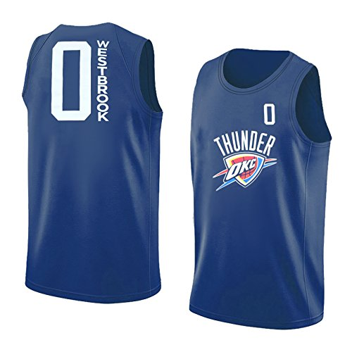 Outerstuff Russell Westbrook Oklahoma City Thunder #0 NBA Youth Performance Tank Top (Youth Large 10/12) by Outerstuff