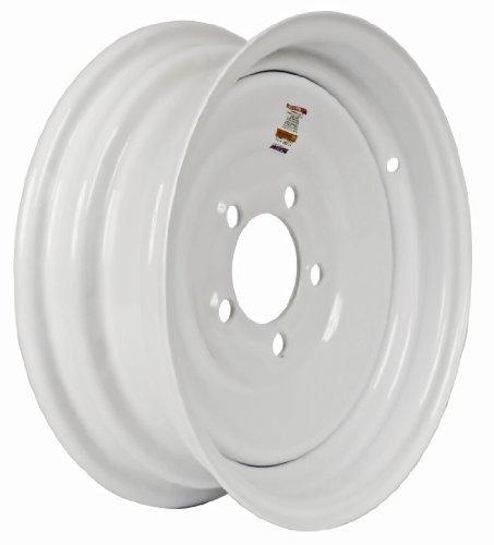 Americana Tire & Wheel Wheel 5 Lug 13x4.5 Spoke White 20232