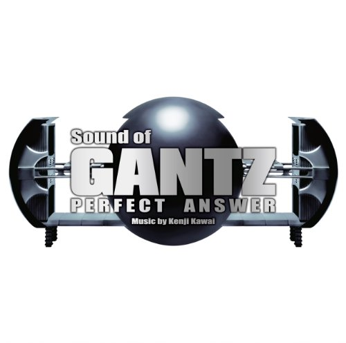 Kenji Kawai - Sound Of Gantz Perfect Answer [Japan CD] VPCD-81701