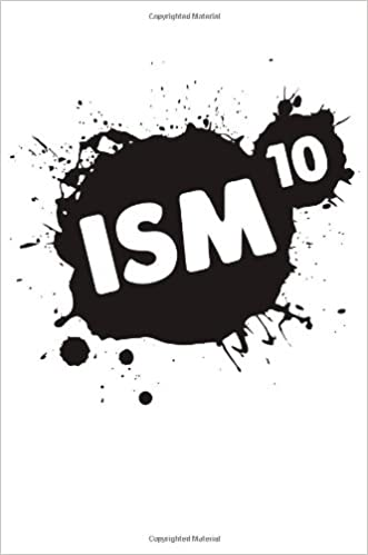 Book ISM: 10 Years of Creativity