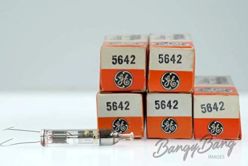 (5 Vintage General Electric 5642/SN956B EHT Rectifier Diode Oscilloscope EHT Supplies - BangyBang)