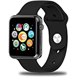 Syvo A1 Bluetooth 4G Touch Screen Smart Watch Phones with Camera, SIM Card, SD Card Slot, Multi Language Support Compatible with All Android and iOS Devices {Assorted Colour}