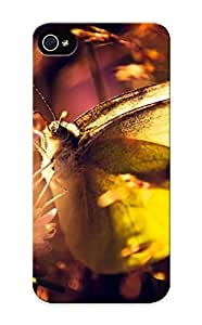 Awesome Design Animal Butterfly Hard Case Cover For Iphone 5/5s(gift For Lovers) by heywan