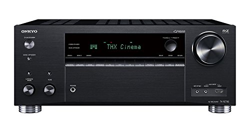 Find Cheap Onkyo TX-RZ730 9.2 Channel 4k Network A/V Receiver Black