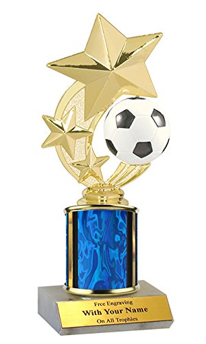 QuickTrophy Soccer Trophy - 8