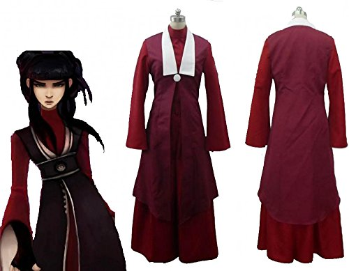 Lvcos Cosplay Costume Last Airbender Uniforms Halloween]()