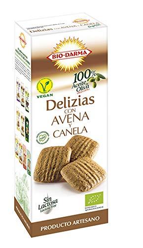 BIO DARMA, Galleta fresca de avena (Canela) - 125 gr ...