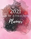Law of Attraction Planner: 2021 Weekly Productivity
