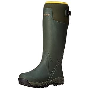 "LaCrosse Men's Alphaburly Pro 18"" Hunting Boot,Green,11 M US"