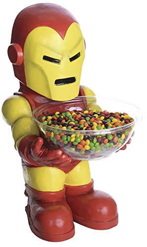 Marvel Classic Iron Man Candy Bowl Holder (Best Ironman Costume)