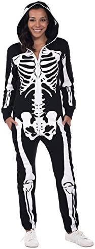 Tipsy Elves Skeleton Halloween Printing product image