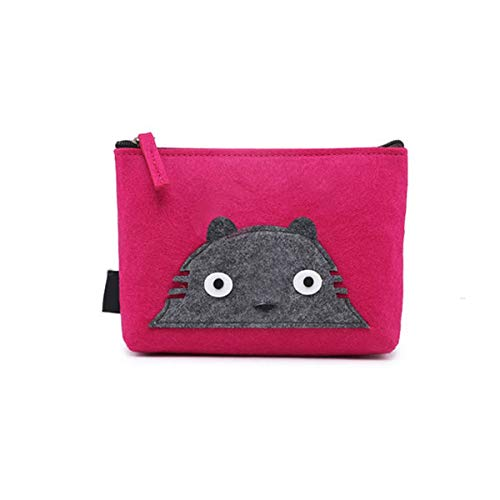 Felt Imported - Jielongtongxun Accessories Organizer,Carry case,Laptop Accessories Bag, Digital Storage Bag, Mouse Bag, Mobile Power Pack, Imported Felt, Environmentally Friendly Material (Color : C)