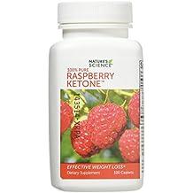 Nature's Science Pills, Raspberry Ketone, 100 Count