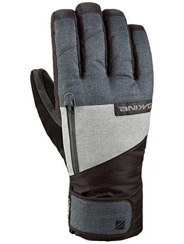 Dakine Men's Titan Short Gloves, Carbon, M -