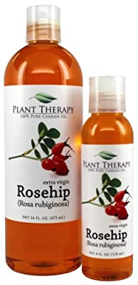 Rosehip (Extra Virgin) Carrier Oil. A Base Oil for Aromatherapy, Essential Oil or Massage use.