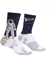 One Giant Leap, Women's Crew Socks, Astronaut Socks