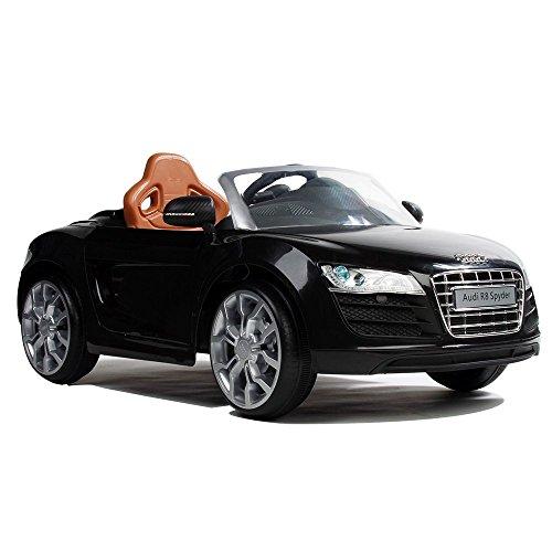 Audi R8 Battery: Rollplay Audi R8 Spyder 6-Volt Battery-Powered Ride-On