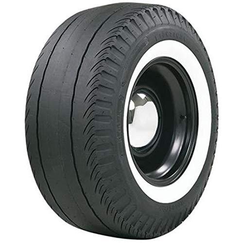 Coker Tire 623048 Tire Firestone Dragster 1000-15 Bias-Ply White Sidewall