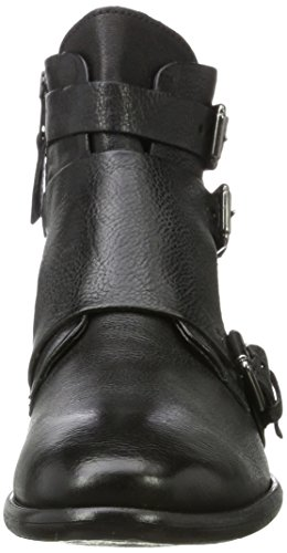 Mjus 345210-0101, Stivali da Motociclista Uomo Nero (Nero)