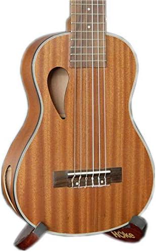 LFDYKLL Ukulele 28 Pulgadas 6 Cuerdas Guitarra Hawaiana Ukelele ...