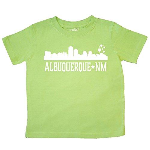 inktastic Albuquerque New Mexico City Skyline Toddler T-Shirt 2T Key - Kids Albuquerque
