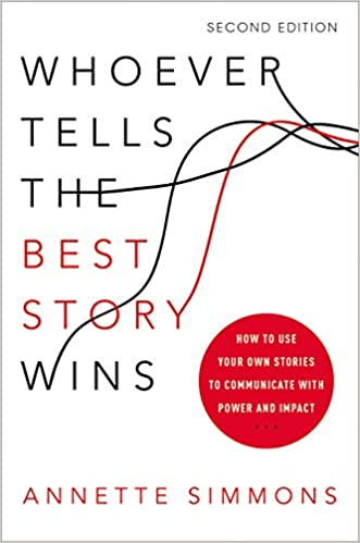 Whoever Tells The Best Story Wins Pdf