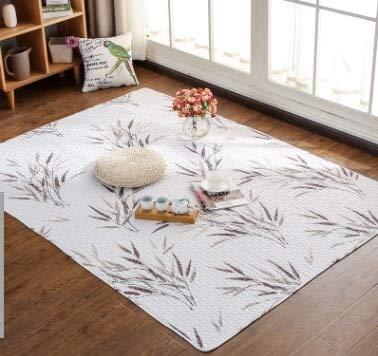 No1 YOOMAT 100% Cotton Cartoon Carpet Kids Room Rug Yoga Mat Muti Taille 12 Styles Rug for Living Room Window 220 x 210 cm