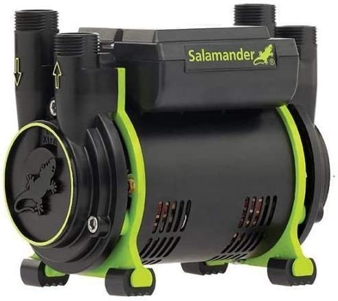 Salamander CT50 Xtra 1.5 Bar Twin Impeller Regenerative Showr Pump 3 Years Guarantee
