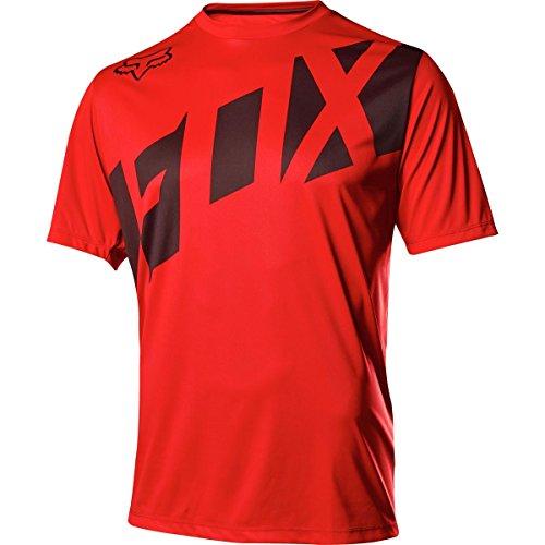 Fox Racing Ranger Jersey - Men's Red/Black, L